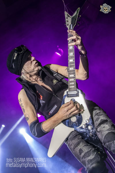 Michael Schenker Fest, Saratoga, The toy Dolls, Sons of Apollo, Xtasy...