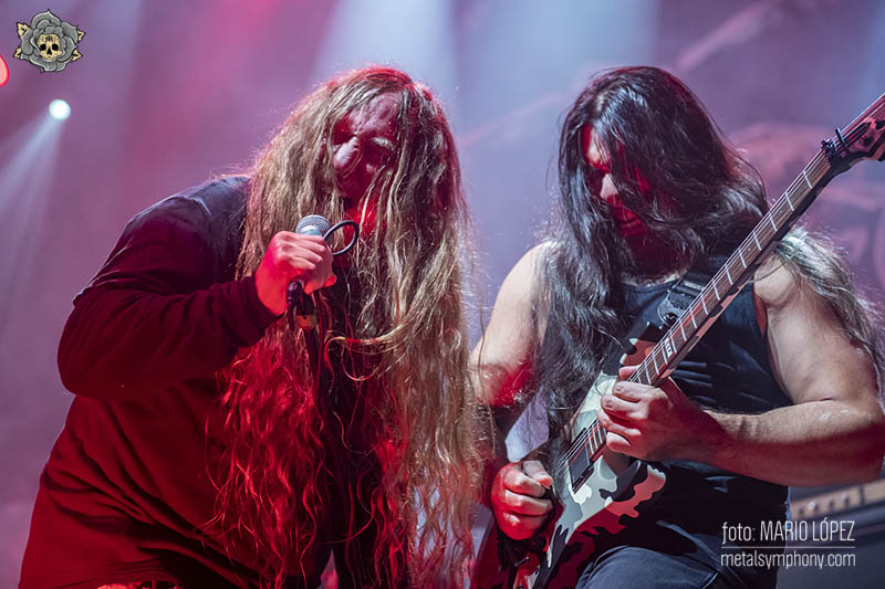 Slayer se despiden por todo lo alto en Madrid