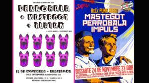 Dos Supergrupos Con Miembros De Angelus Apatrida Y Crim: Perrobala Y Mastegot Visitarán Barcelona Y Reus