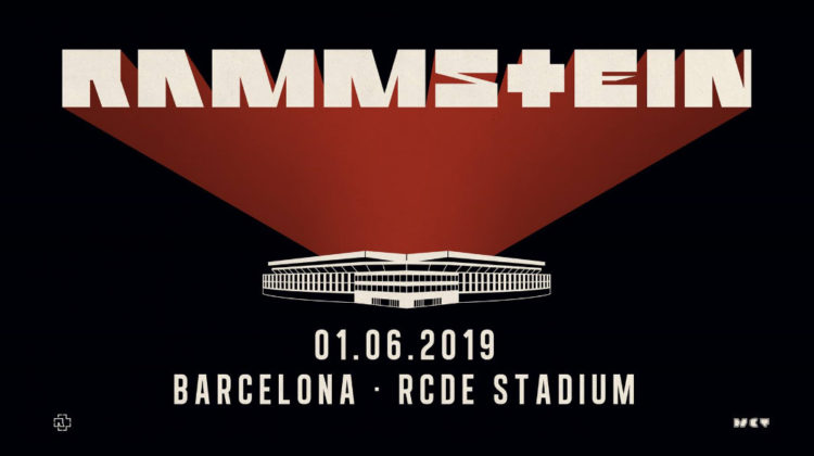 Rammstein estarán en fecha exclusiva en Barcelona en 2019