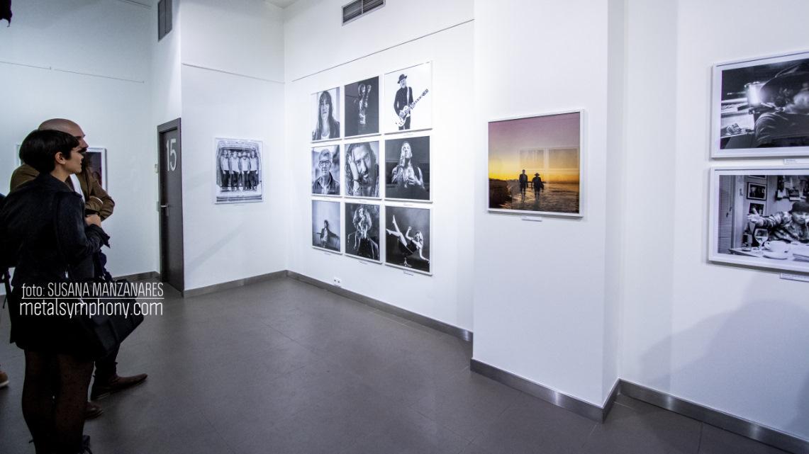 Última semana para ver «Soundtrack», la exposición de Juan Pérez-Fajardo