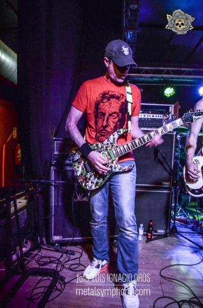 El Rock Melódico Llega A Zaragoza De La Mano De White Widdow