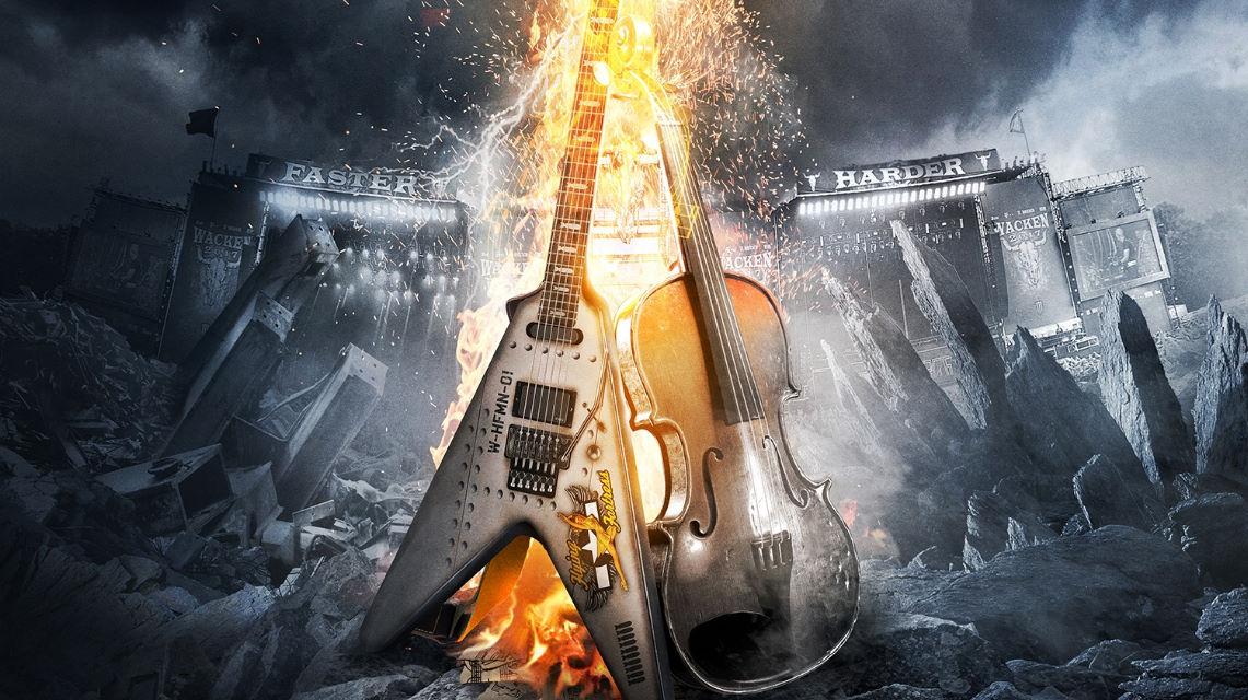 Accept: Symphonic Terror – Live at Wacken 2017 // Nuclear Blast Records