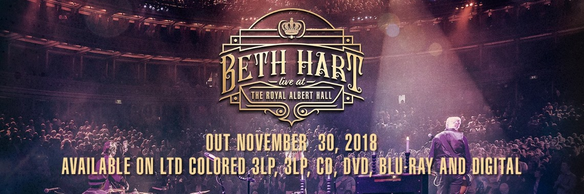 Beth Hart: Live At the Royal Albert Hall //Mascot Label Group