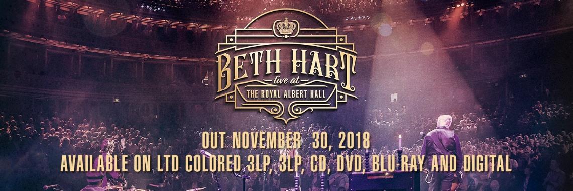 Beth Hart: Live At the Royal Albert Hall //Mascot Label Group