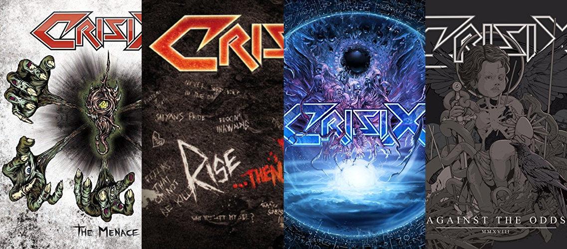 10 años de Crisix en sus vídeos