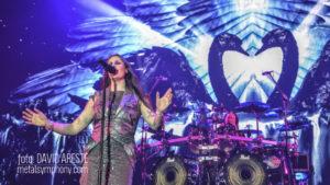 Los Nightwish más ambiciosos fascinan a Madrid