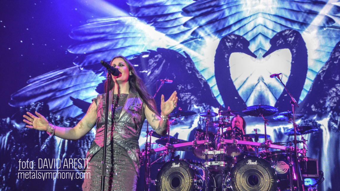 Nightwish, Work of Art, Laura Cox, Yes, Vinnie Moore, Eric Gales…