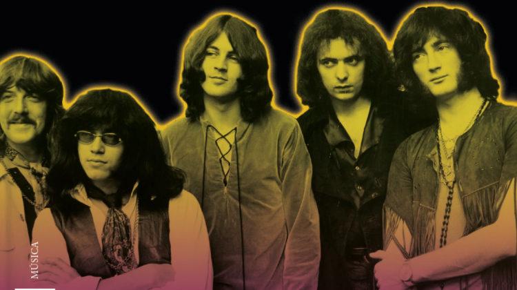 Deep Purple: Historia de una Saga – José Luis Martín // Ma Non Troppo (Redbook Ediciones)