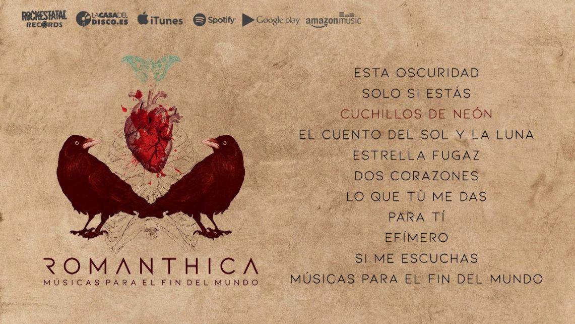 Romanthica: Músicas Para El Fin Del Mundo / / Rock Estatal Records