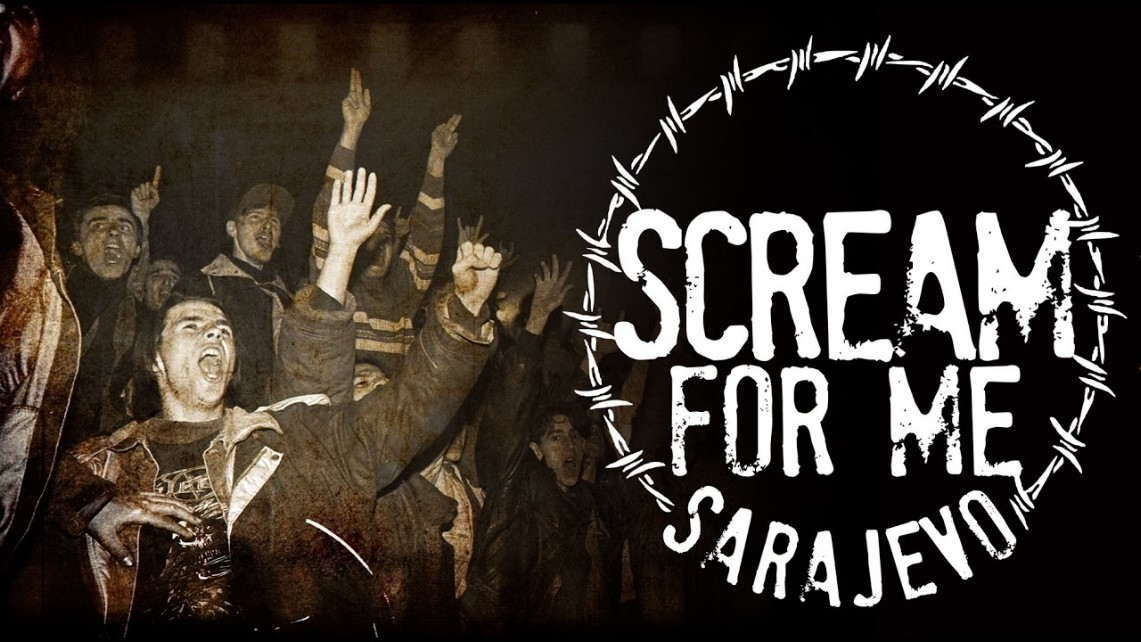 Bruce Dickinson: Scream for me Sarajevo // Eagle Vision Universal