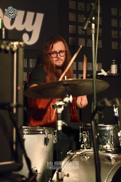 Gran noche de rock sureño por Skinny Molly en Logroño