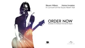 Steven Wilson: Home  Invasion-In concert at the Royal Albert Hall // Eagle Vision