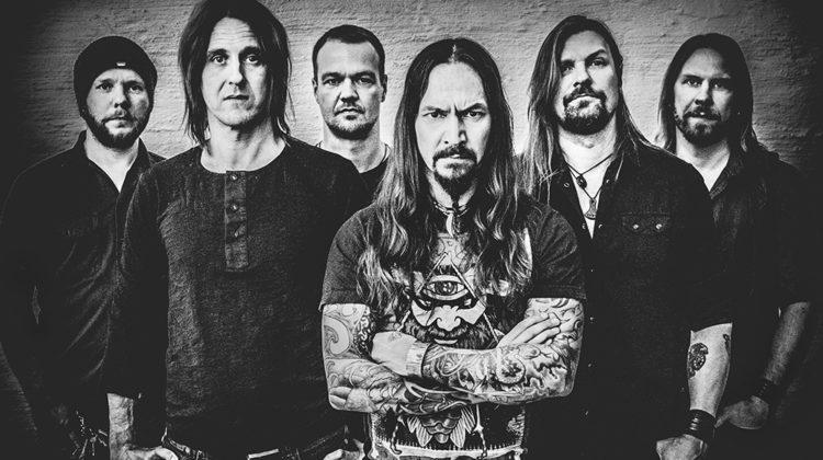 Amorphis y Soilwork en gira