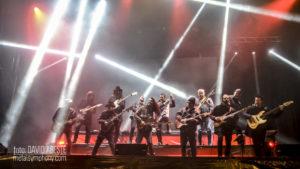 Sinfonity este fin de semana en Madrid