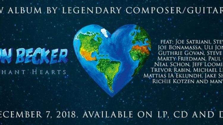 Jason Becker: Triumphant Hearts // Mascot Label Group