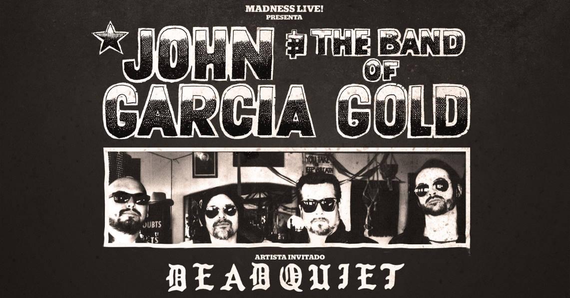 Descubriendo La Voz Del Desert Y Stoner Rock: John Garcia