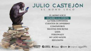 Julio Castejón: El Mono Loco // Rock Estatal Records