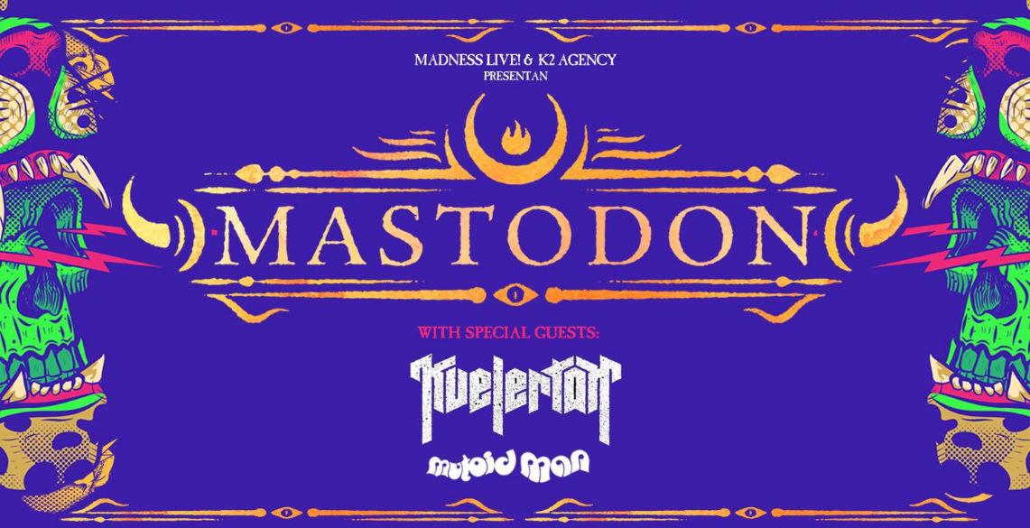 Recordamos los mejores temas de Mastodon