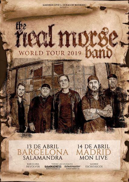 "Premiere: Exclusiva para España del video de The Neal Morse Band ""Welcome to the world 2"""
