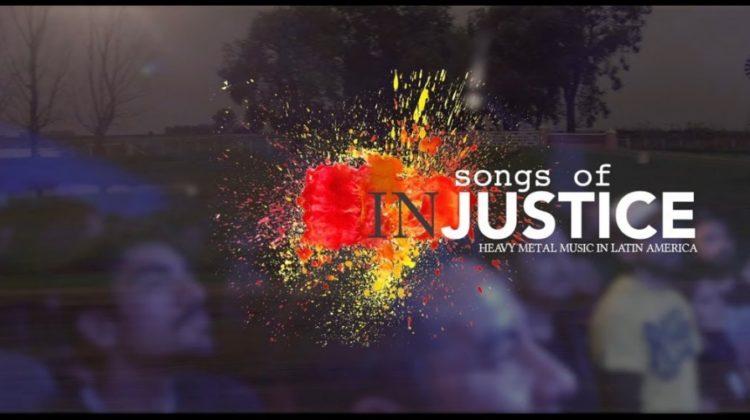 """La visión metalera en América Latina según """"Songs of Injustice"""""""