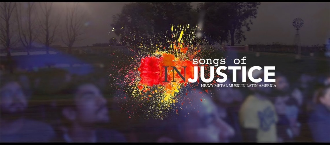 La visión metalera en América Latina según «Songs of Injustice»