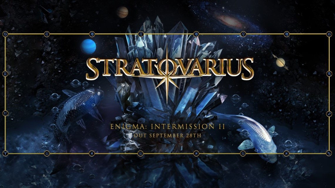 Stratovarius: Enigma – Intermission II // Ear Music