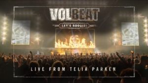 Volbeat – Let's Boogie! Live From Telia Parken // Universal Music