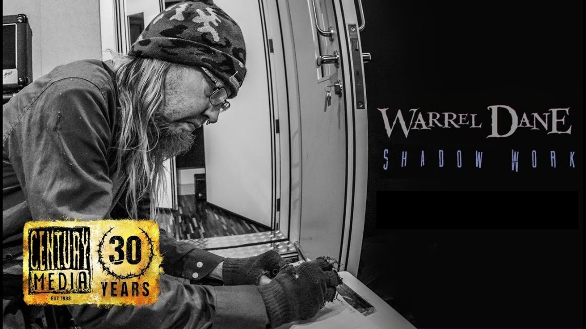 Warrel Dane: Shadow work // Century Media Records