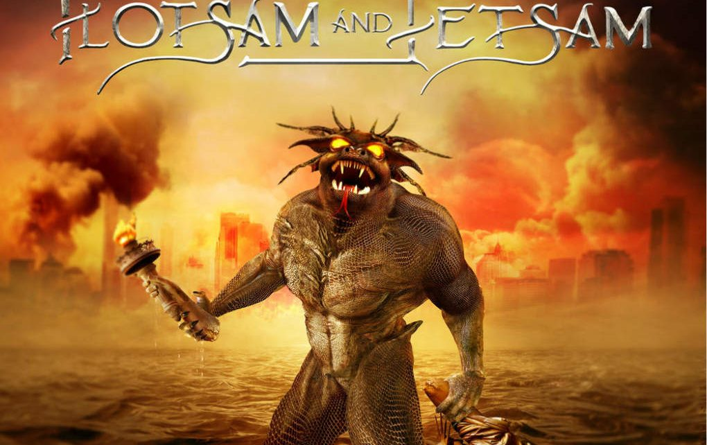 Flotsam and Jetsam: The end of Chaos // AFM Records