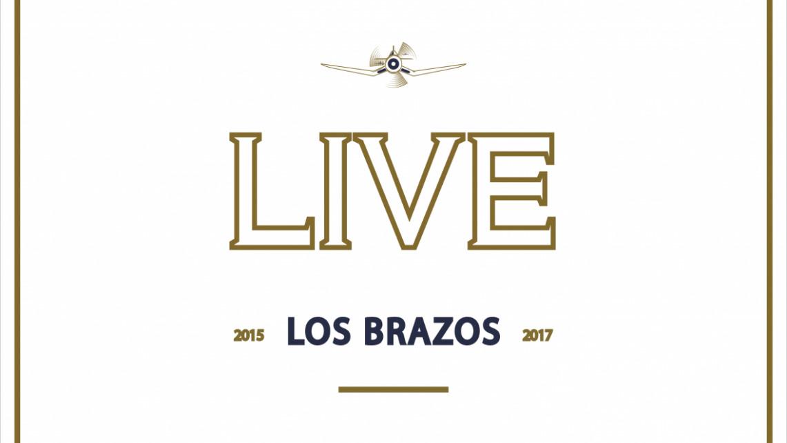 Los Brazos: Live 2015-2017 // The Music Company – Rock Estatal Records