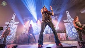 Amorphis arrasan a su paso por Madrid con unos secundarios de auténtico lujo