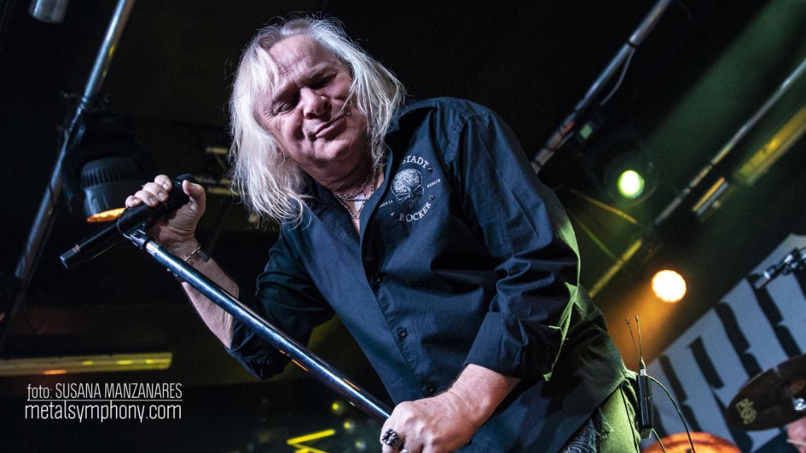 Uriah  Heep Calma La Sed De Clásicos En Madrid
