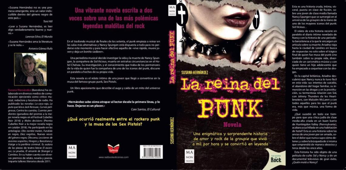Susana Hernández: La Reina del Punk // Redbook Ediciones