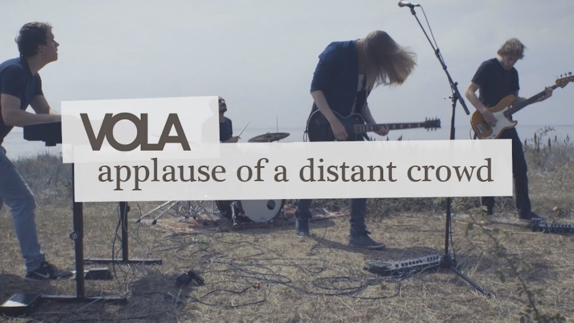 VOLA: Applause of a distant crowd // Mascot Records