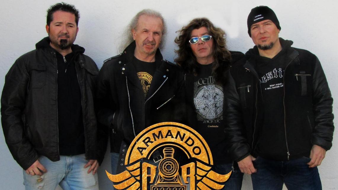 "Armando Rock ""A.R. II"" // Rock Estatal Records"