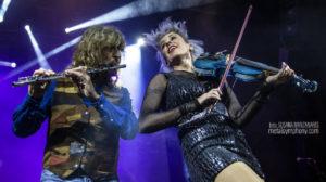 Judith Mateo hizo vibrar la Joy Eslava a ritmo de clásicos