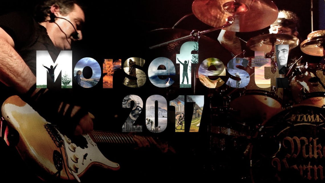 The Neal Morse Band: Morsefest'2017! Testimony of a dream // Metal Blade – Radiant Records