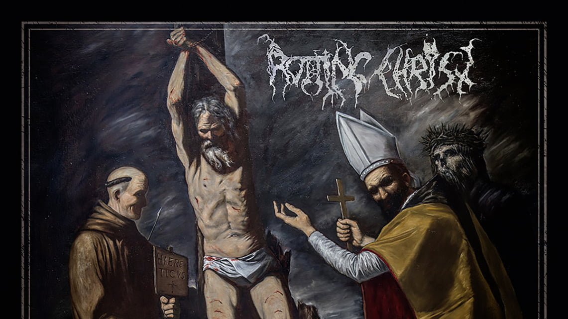Rotting Christ : The Heretics // Season of Mist Records