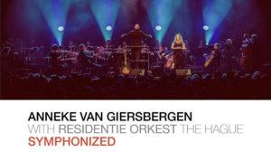 Anneke van Giersbergen : Symphonized // InsideOut Music