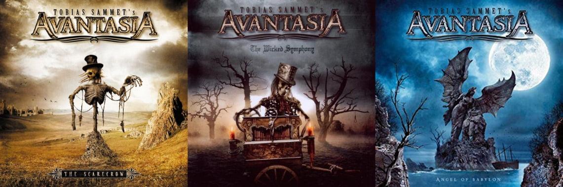 El mundo de Avantasia: 2007 - 2010
