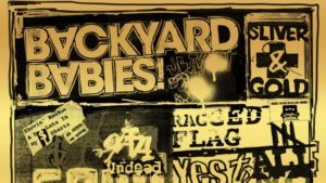 Backyard Babies: Silver and Gold // Century Media Records