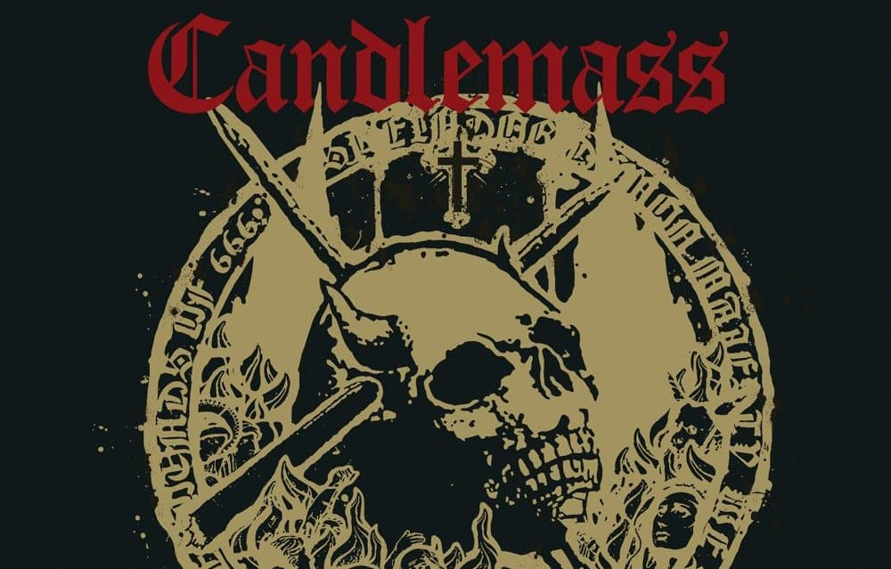 Candlemass: The door to doom // Napalm Records