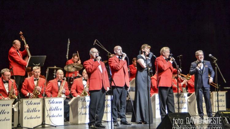 Volvió el Swing al Nuevo Apolo gracias a la Glenn Miller Orchestra