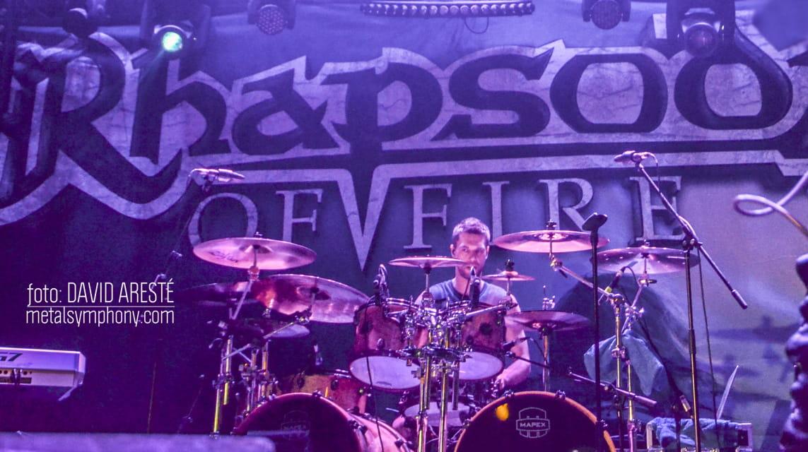 Fechas de la gira española de Rhapsody of Fire