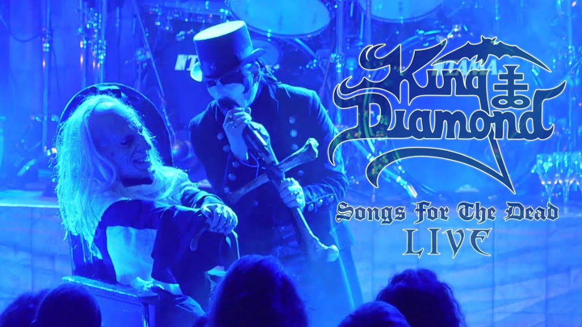 King Diamond: Songs For The Dead. Live // Metal Blade Records