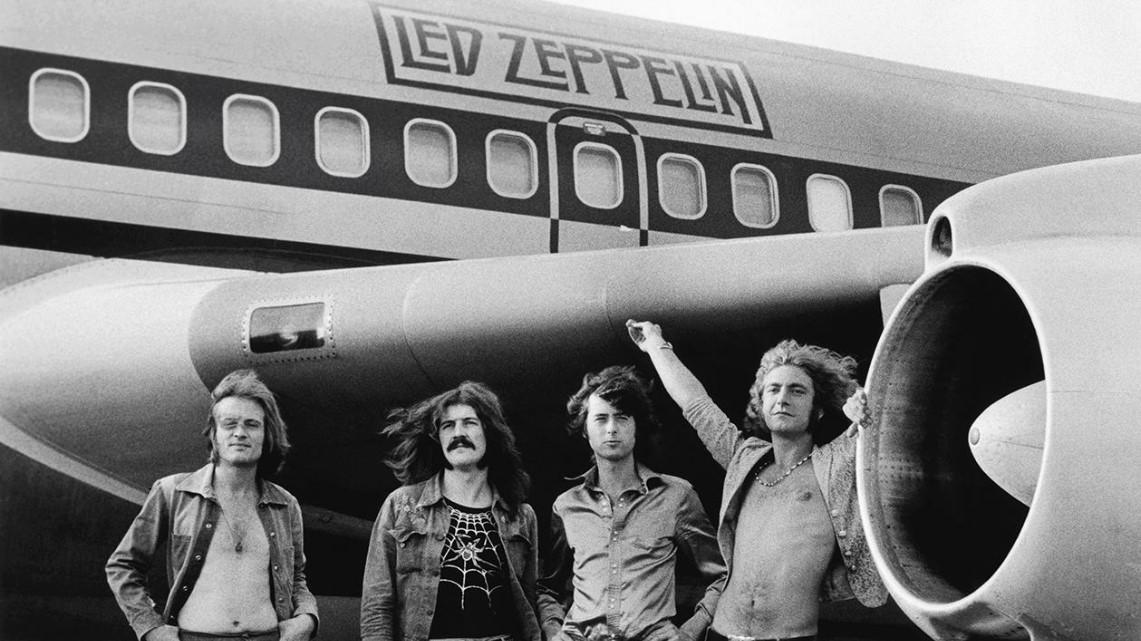 Led Zeppelin: Todos los álbumes.Todas las canciones – Martin Popoff // Editorial Blume