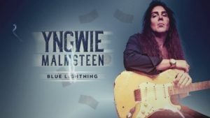 Yngwie J. Malmsteen: Blue Lightning // Mascot Records
