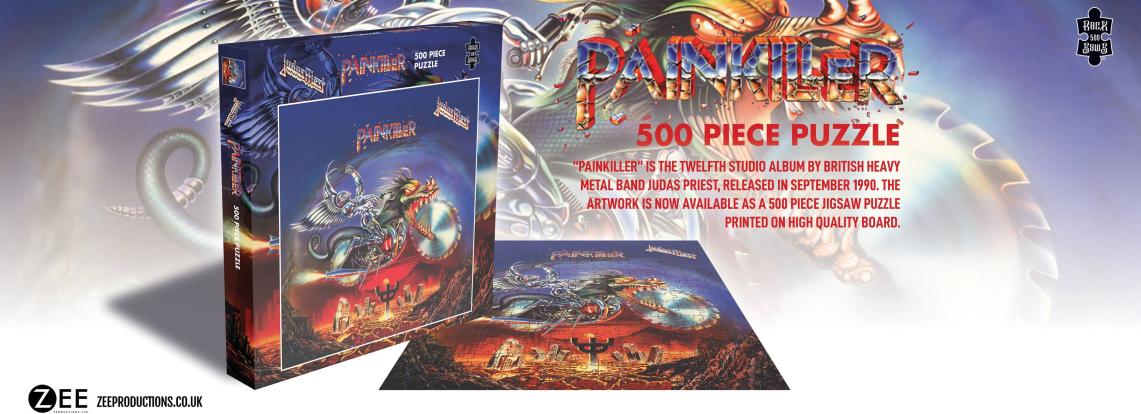 """""""Rocksaws"""", los puzzles del metal ya a la venta"""