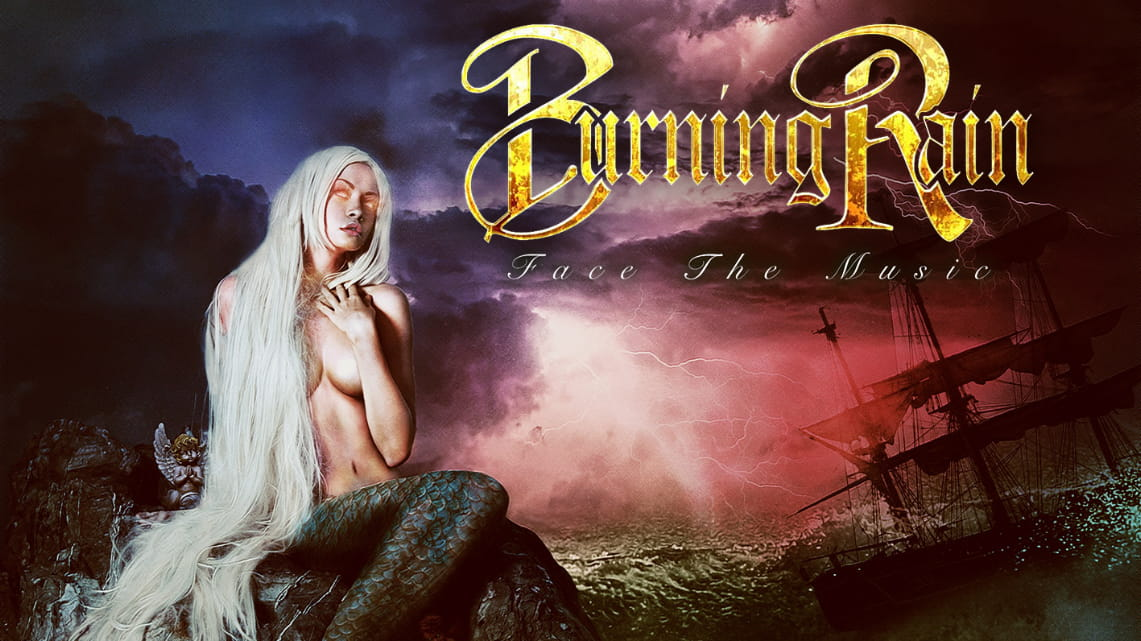 Burning Rain: Face The Music // Frontiers Music